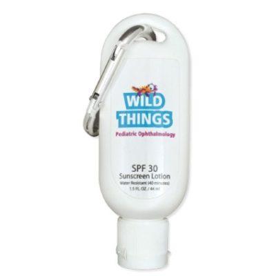 1.5 Oz. SPF 30 Sunscreen Tottle w/ Clip