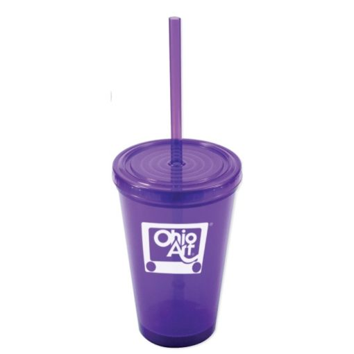 16 Oz. Double Wall Free To Go Tumbler