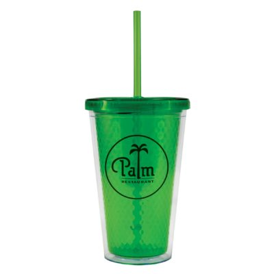 16 Oz. Freedom Facet Tumbler