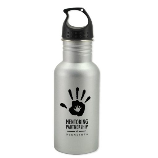 17 Oz. Outback Stainless Steel Bottle