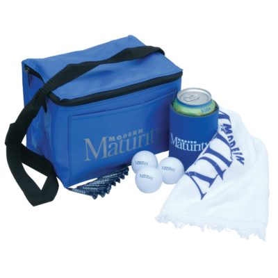 6 Pack Cooler Bag Tournament Pack