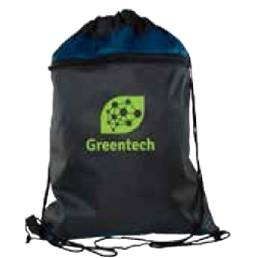 Contender Drawstring Backpack Bag