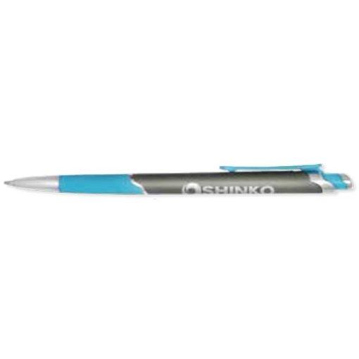 Crisscross Pen- Matte Metallic