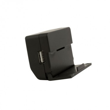 Dual AC Adapter w/ Stand