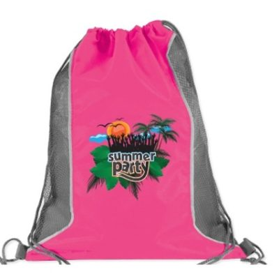 Reef Mesh Backsack Bag