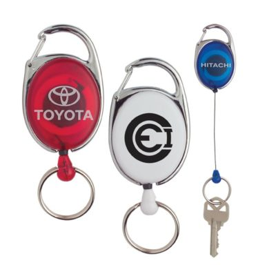 Retractable Key Ring
