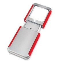 Slide Out Magnifier w/Light