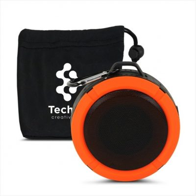 Central Park Wireless Speaker w/Pouch