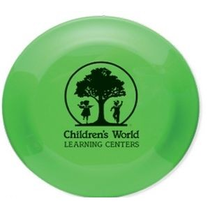 Solid Color Crown Flyer Disk