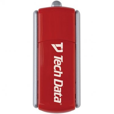 USB Twist Flash Drive