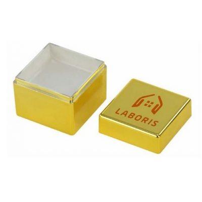 Metallic Box Lip Balm