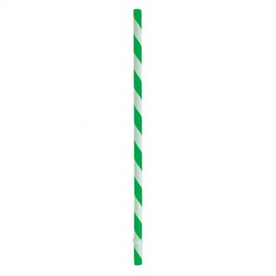 Candy Stripe Straw