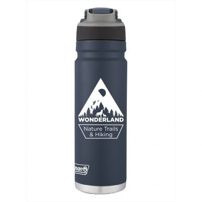 24 Oz. Coleman® Switch Sip Stainless Steel Hydration Bottle