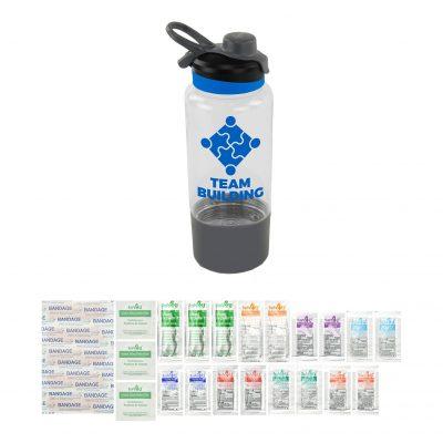 38 Oz. Canyonlands Tritan™ First Aid Bottle Kit